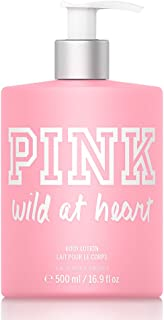 Victoria Secret Pink Wild At Heart Body Lotion