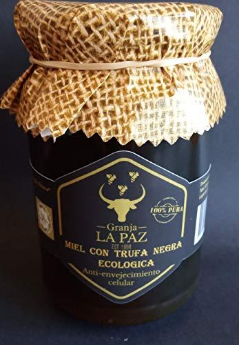 """Miel con Trufa Negra Ecológica \""""Granja La Paz\"""" 500 gr. en exclusiva..."""