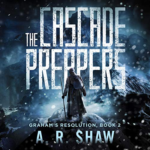 The Cascade Preppers audiobook cover art