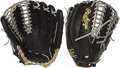 Rawlings Pro Preferred Mike Trout Model Baseball Glove, Trap-Zee Web, 12.75 inch, Right Hand Throw