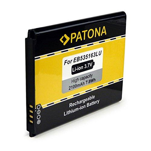 PATONA Akku EB535163LU kompatibel mit Samsung Galaxy Grand i9080 Neo i9060 DuoS i9082