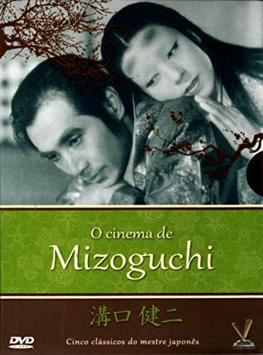 Box - O Cinema de Mizoguchi Vol. 1 ( Digistack 5 Filmes )