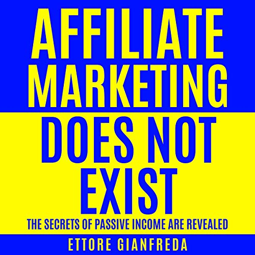 Affiliate Marketing Does Not Exist Titelbild