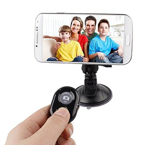 GOCOUP『スマートフォン用カメラリモコンA-BシャッターBluetoothリモートforiPhone&Android』