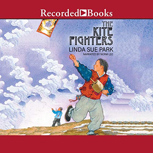 The Kite Fighters  By  cover art