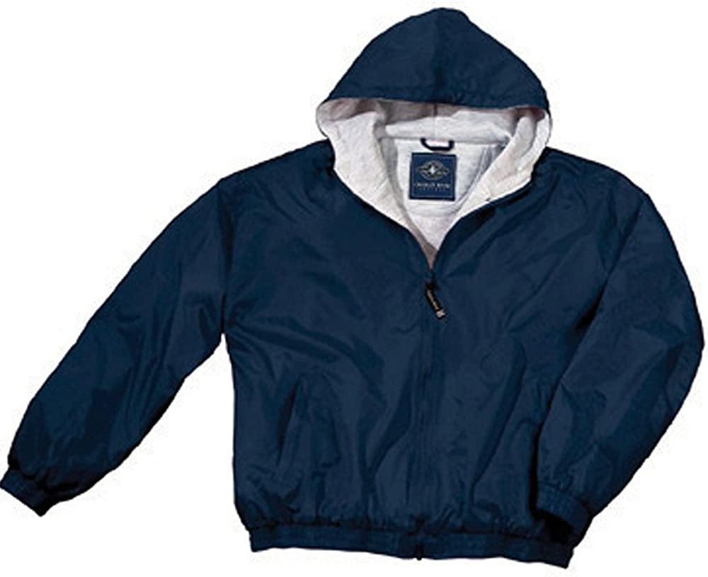 Charles River Recommendation Apparel Sale price Kids' Full-Zip Heavyweight Jacke Performer