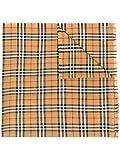 Burberry 8015505 - Bufanda de lana para mujer, color beige beige Talla única