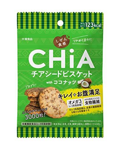 大塚食品 しぜん食感 CHiA ココナッツ 25g ×6袋