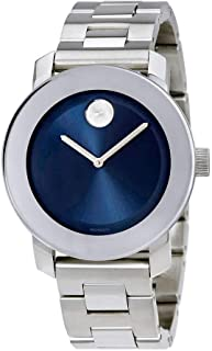 Best blue dial movado watches Reviews