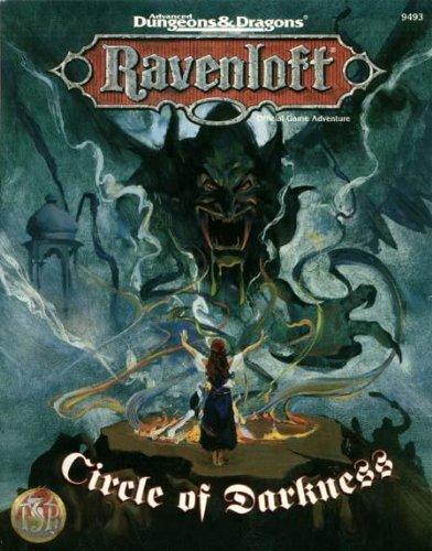 Circle of Darkness (Ravenloft Adventure)