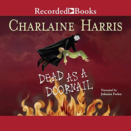 Dead as a Doornail audiobook cover art