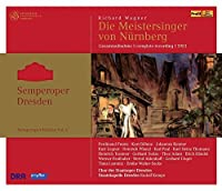Wagner:Der Meistersinger [Chor der Staatsoper Dresden; Staatskapelle Dresden,Rudolf Kempe ] [PROFIL: PH13006] by Chor der Staatsoper Dresden