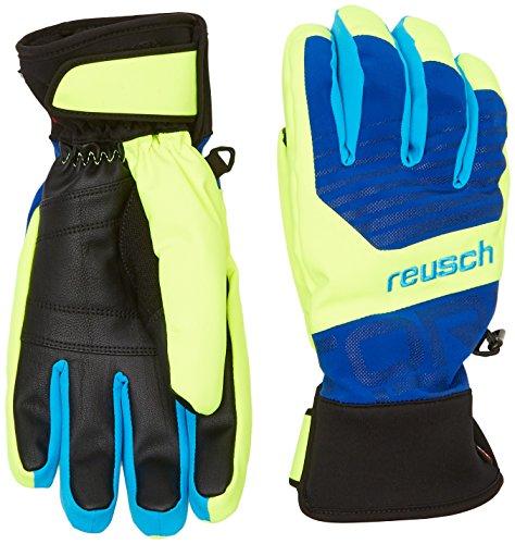 Reusch Herren Handschuhe Torbenius R-TEX XT, blau/neongelb, 10