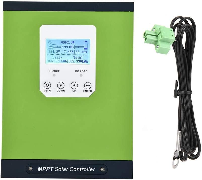PAJKWW WCY MPPT Solar Charge gift National uniform free shipping Controller Cha 40 60A 50