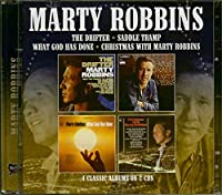 Drifter / Saddle Tramp / What God Has Done / Christmas With Marty Robbins