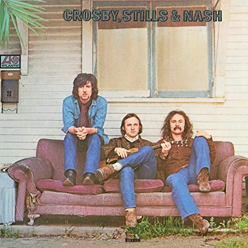 Crosby Still & Nash (Summer of 69 Campaign Vinyl Bordeaux Limited Edt.) [Vinyl LP]