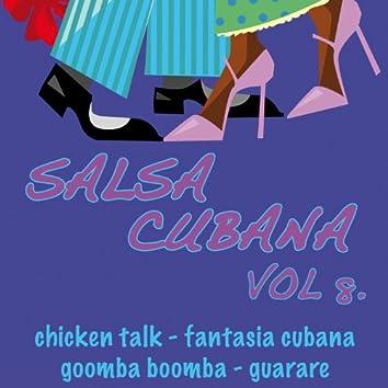 Salsa Cubana Vol.8