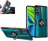 Xiaomi Mi Note 10/Note 10 Pro Case,360° Rotating Ring