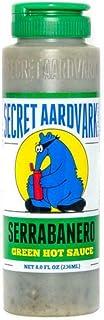 Secret Aardvark Serrabanero Green Hot Sauce - 8 oz.