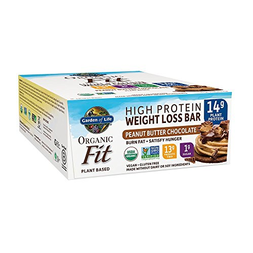 Garden of Life Organic Fit Bar Pean…