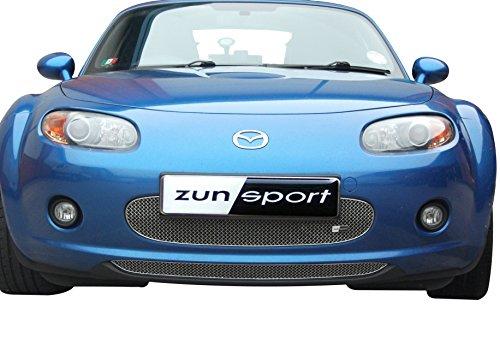 Zunsport Upper Grille Set Silver finish 2004-2005