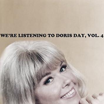 We're Listening to Doris Day, Vol. 4