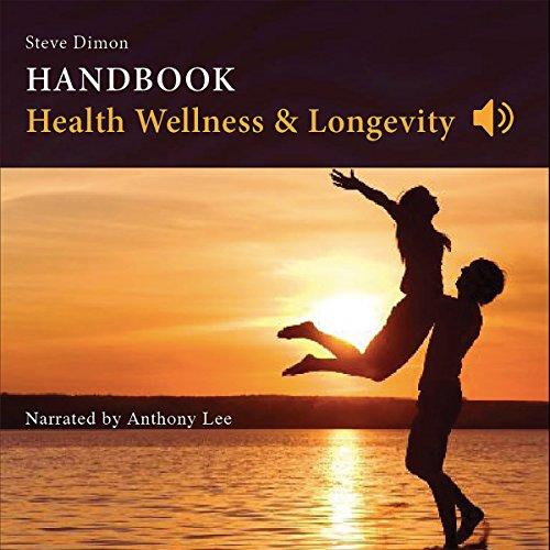 Health, Wellness & Longevity audiobook cover art