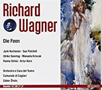 Wagner: Die Feen / The Fairies by Richard Wagner (2008-01-01)
