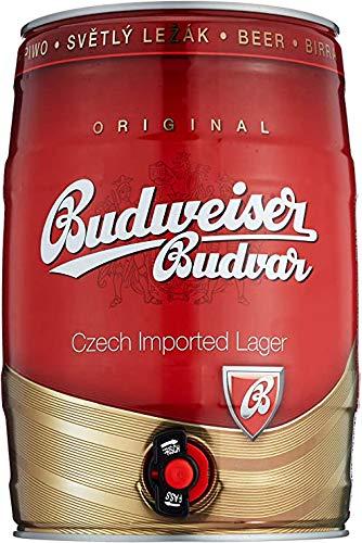 Budweiser Budvar Fass 5 Liter