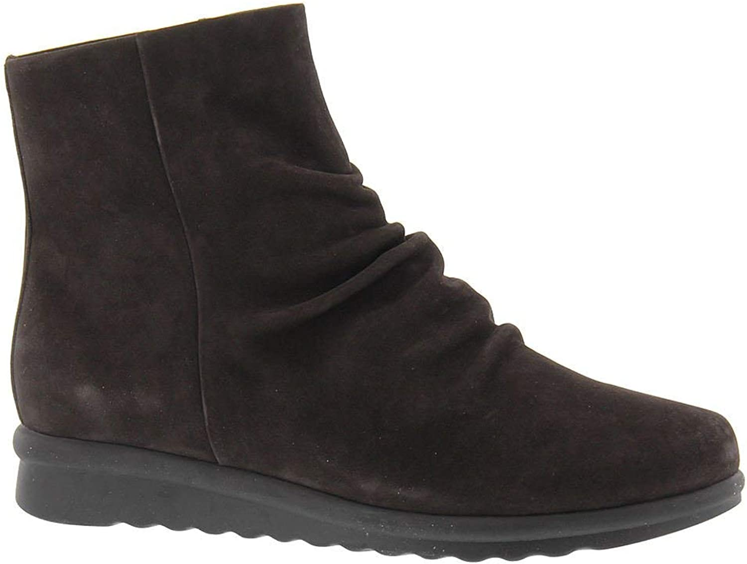 VANELi Womens Dollie Closed Toe Ankle Fashion Boots, Tmgold Nabuck, Size 8.0
