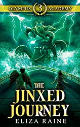 Cover of Olympus Academy: The Jinxed Journey