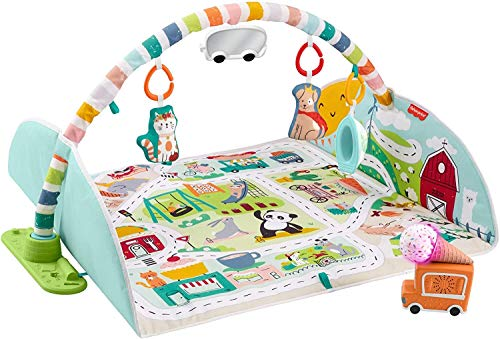Fisher-Price Activity City Gym t...