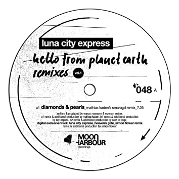 Hello From Planet Earth (Remixes Vol.1)