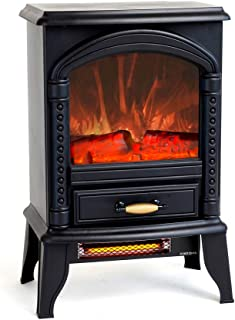 Best electric fireplace wood stove Reviews