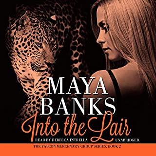 Into the Lair audiobook cover art