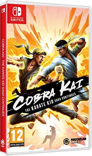 Cobra Kai: The Karate Saga Continues (Nintendo Switch)