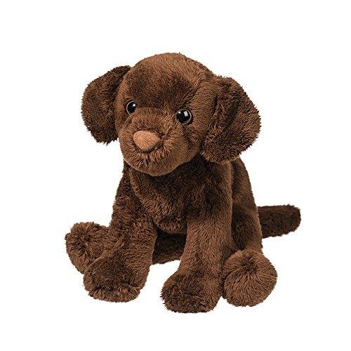 Douglas Finn Chocolate Lab Dog Plush Stuffed Animal