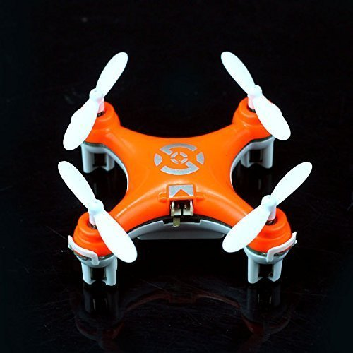 Cheerson CX-10 Mini 2.4G 4CH 6 Axis LED RC Quadcopter Toy Drone