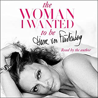 The Woman I Wanted to Be audiobook cover art