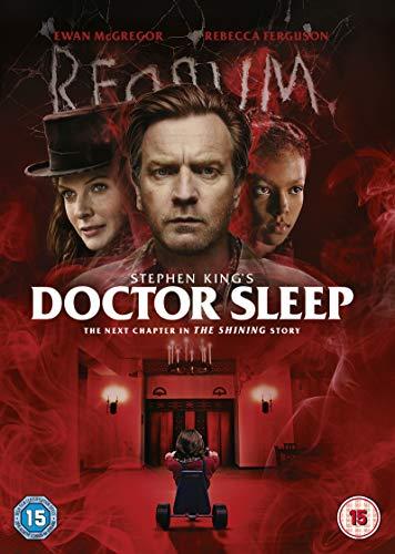 Stephen King's: Doctor Sleep [DVD] [2019]