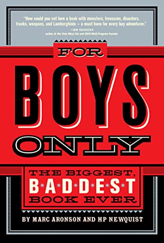 For boys only book for teenage boys guide