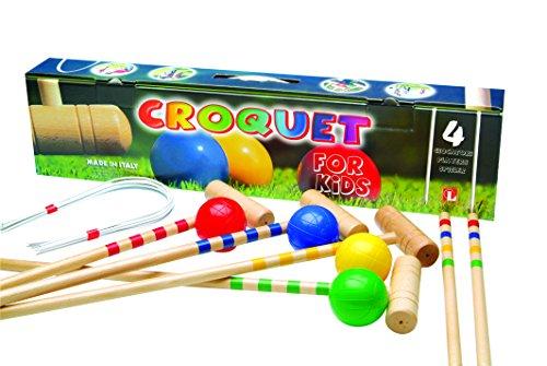 Londero Children's Croquet Set
