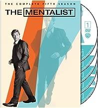 Mentalist, The: S5 (DVD)