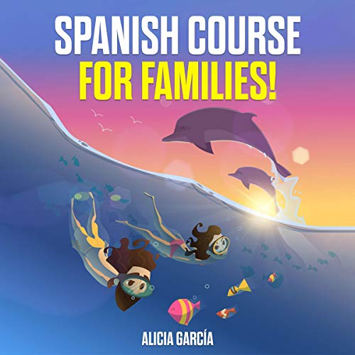 Spanish Course for Families!  By  cover art