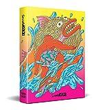 ScuolaZoo Diario scolastico 2021-2022, Limited Edition (Surf (Giallo), 13x17 cm)
