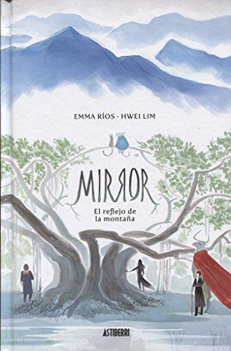 Mirror 1. El reflejo de la montaña (Sillón Orejero)