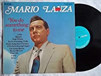 You Do Something To Me - Mario Lanza LP