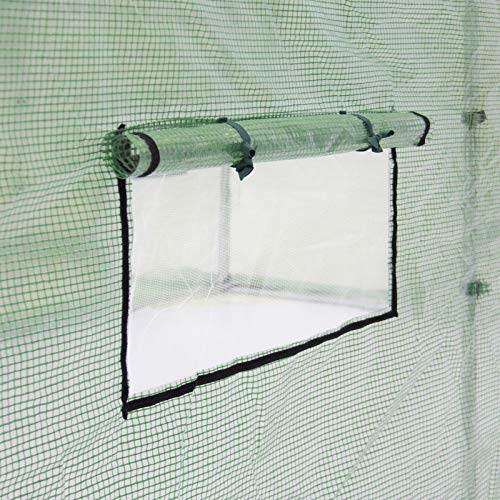 Best Choice Products 15' x 7' x 7' Tunnel Tent Walk-in Greenhouse