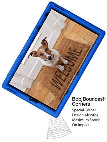 BobjGear Bobj Rugged Tablet Case for (26.2) Lenovo Tab M10 FHD Plus (TB-X606F, FA) (NOT for M10 HD models) Kid Friendly…