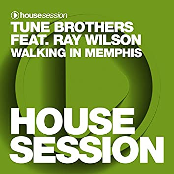 Walking in Memphis (Live) [feat. Ray Wilson]